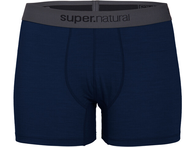 super.natural Base Mid Boxer 175 Men Ocean Deep